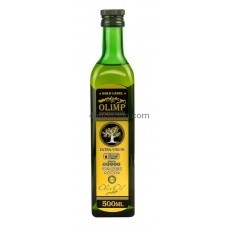 Оливковое масло EXTRA VIRGIN OLIVE OIL Olimp Gold Label 500мл