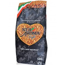 Кофе растворимый Nero Aroma 500г
