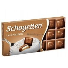 Шоколад Schogetten Latte Macchiato 100 г