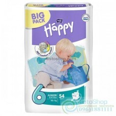 Подгузники Bella Happy 6  Junior Extra 16+ кг 54 шт
