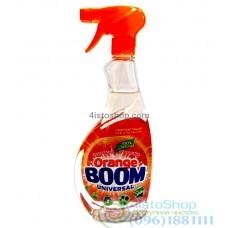 Универсальное моющее средство Orange Boom 650 мл