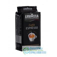 Кофе молотый Lavazza Espresso брикет 250 г