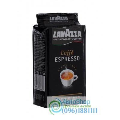 Lavazza Espresso Кофе молотый брикет 250г