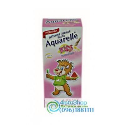 Зубная паста Aquarelle Kids Арбуз 50 мл