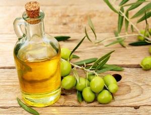 масло с оливок
