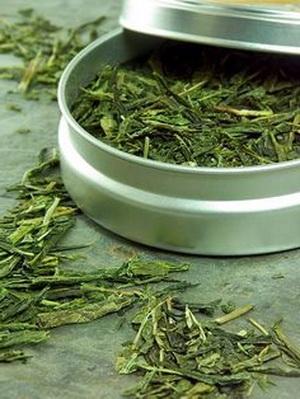рассыпной зеленый чай