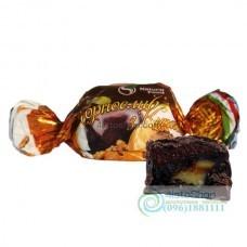 Конфеты чернослив и курага в шоколаде опт 1000г