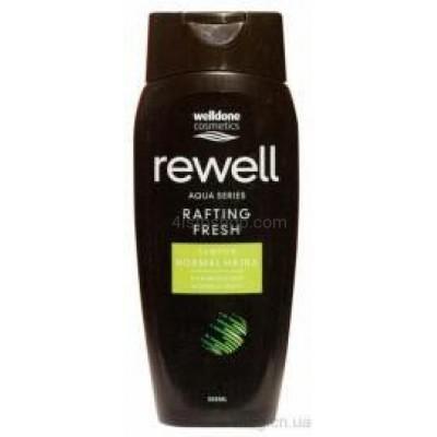 Шампунь Well Done Rewell мужской Rafting Fresh 300 мл