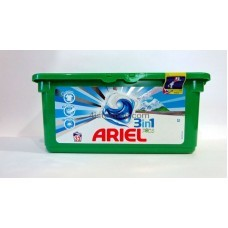 Ariel капсулы 3X action Alpine fresh 42шт