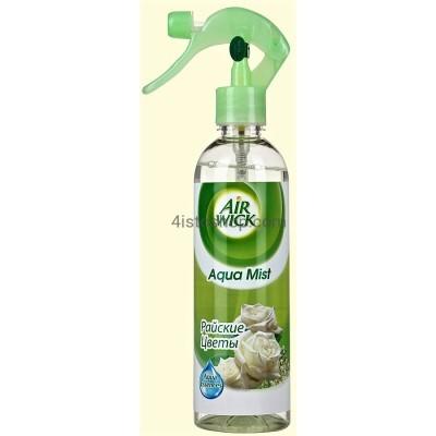 Ароматизатор воздуха Райские цветы Air Wick Aqua Mist