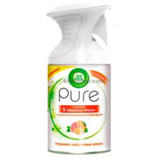 Освежитель воздуха Air Wick Pure Апельсин и Грейпфрут 250 мл