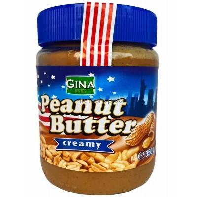 Арахисовая паста Peanut Butter Gina 350г