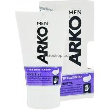 Крем после бритья ARKO Sensitive 50 мл