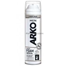 Пена для бритья ARKO Crystal 200 мл