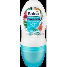 Balea Caribbean Love дезодорант роликовый 50мл