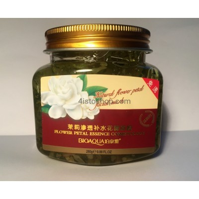 BIOAQUA Natural Flower Petal Facial Sleep Mask 280мл