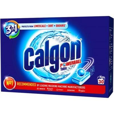 Средство для машинной стирки Calgon 3 в 1 30 шт