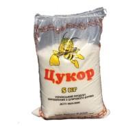 Сахар весовой п/п мешок 5 кг