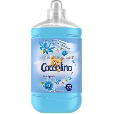 Кондиционер для белья Coccolino Blue Splash 1800мл