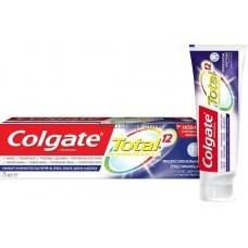 Зубная паста Colgate Total 12 Профессиональная Отбеливающая Борется с бактериями 75 мл