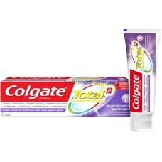 Зубная паста Colgate Total 12 Профессиональная Здоровье десен Борется с бактериями 75 мл