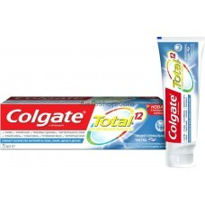 Комплексная зубная паста Colgate Total 12 Профессиональная чистка 75 мл