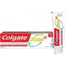Комплексная зубная паста Colgate Total 12 Чистая мята 100 мл