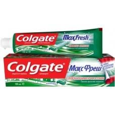 Зубная паста Colgate Max Fresh Нежная мята 100мл