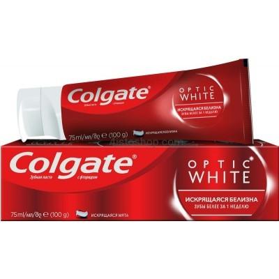 Зубная паста Colgate Optic White