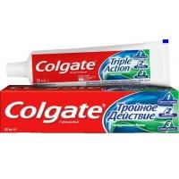 Зубная паста Colgate Тройное Действие 50мл