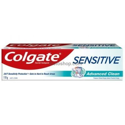 Зубная паста Colgate Sensitive Совершенствующая чистка