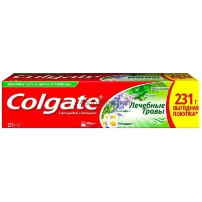 Зубная паста Colgate Лечебные травы 150 ml