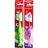 Зубная щетка Colgate Доктор заяц для детей от 2-х лет