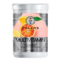 Энергетическая маска для волос Dallas Multivitamin 1000 мл