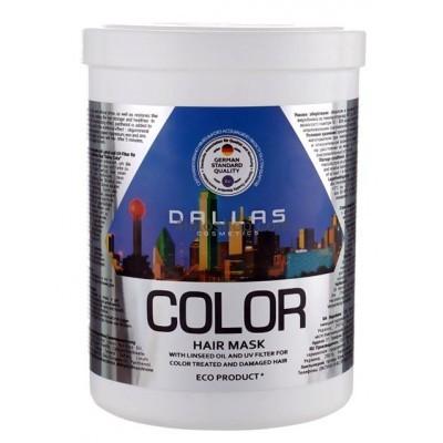 Маска для окрашенных волос Dallas Cosmetics Color Hair Mask 1000 мл