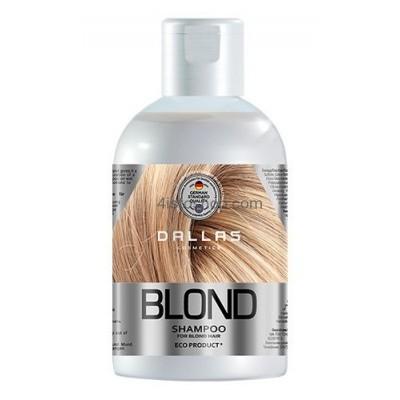 Шампунь увлажняющий для светлых волос Dallas Blonde 1000 г