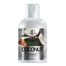 Интенсивно питательный шампунь для волос Dallas Coconut 1000мл