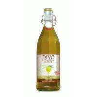 Масло оливковое DIVO Extra Virgin пробка нефильтрованное 1 л