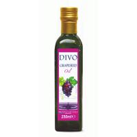 Масло из виноградных косточек рафинированное DIVO  250мл