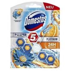 Блок для очистки унитаза Domestos Power 5+ Лотос и Апельсин 55 г