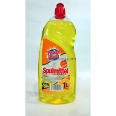 Средство для мытья посуды Power Wash Лимон 1л