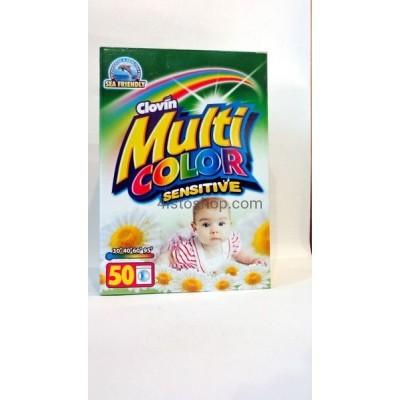 Multicolor Детский стиральный порошок 2,5кг