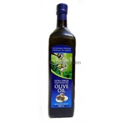 Оливковое масло Extra Virgin Gold Extracted Olive Oil 1000мл