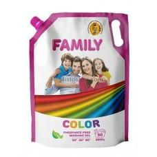 Гель для стирки Family Color 2л