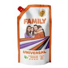 Гель для стирки Family Universal 1 л