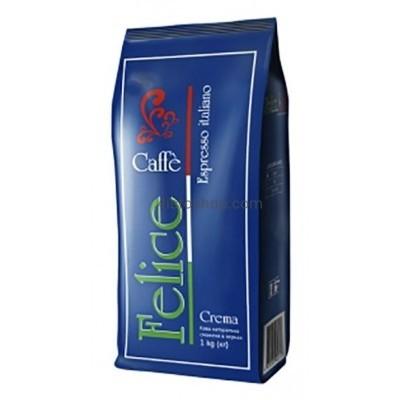 Кофе зерновой Caffe Felice Crema 1кг