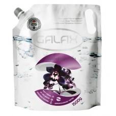 Жидкое мыло Galax антибактериальное Черная орхидея 1500мл