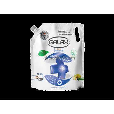 Жидкое мыло Galax с экстрактом алоэ и соком карамболы 1500мл