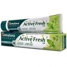 Зубная паста Himalaya  Active Fresh Gel  80 г