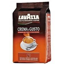 Кофе в зернах Lavazza Crema E Gusto Tradizione Italiana 1кг